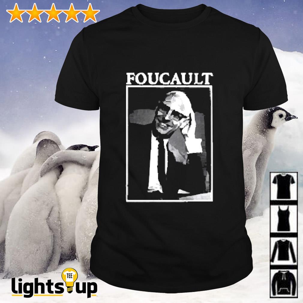 Michel Foucault shirt