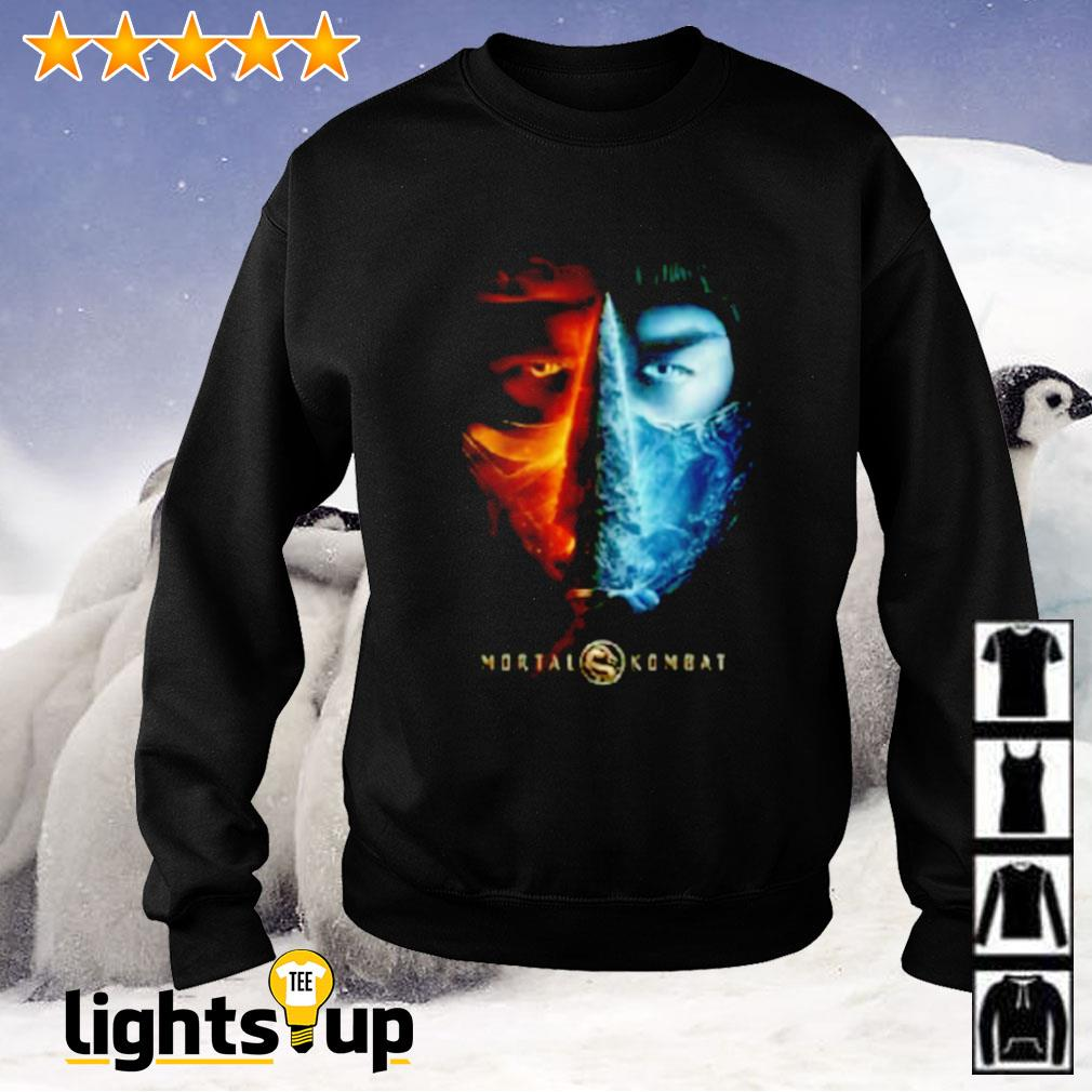 Mortal Kombat 2021 Sweater