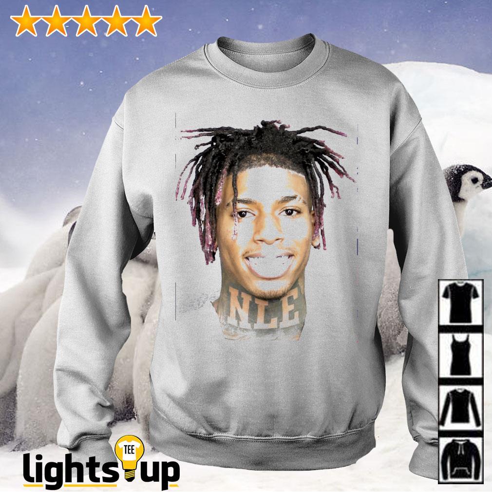 NLE Choppa Mugshot Sweater
