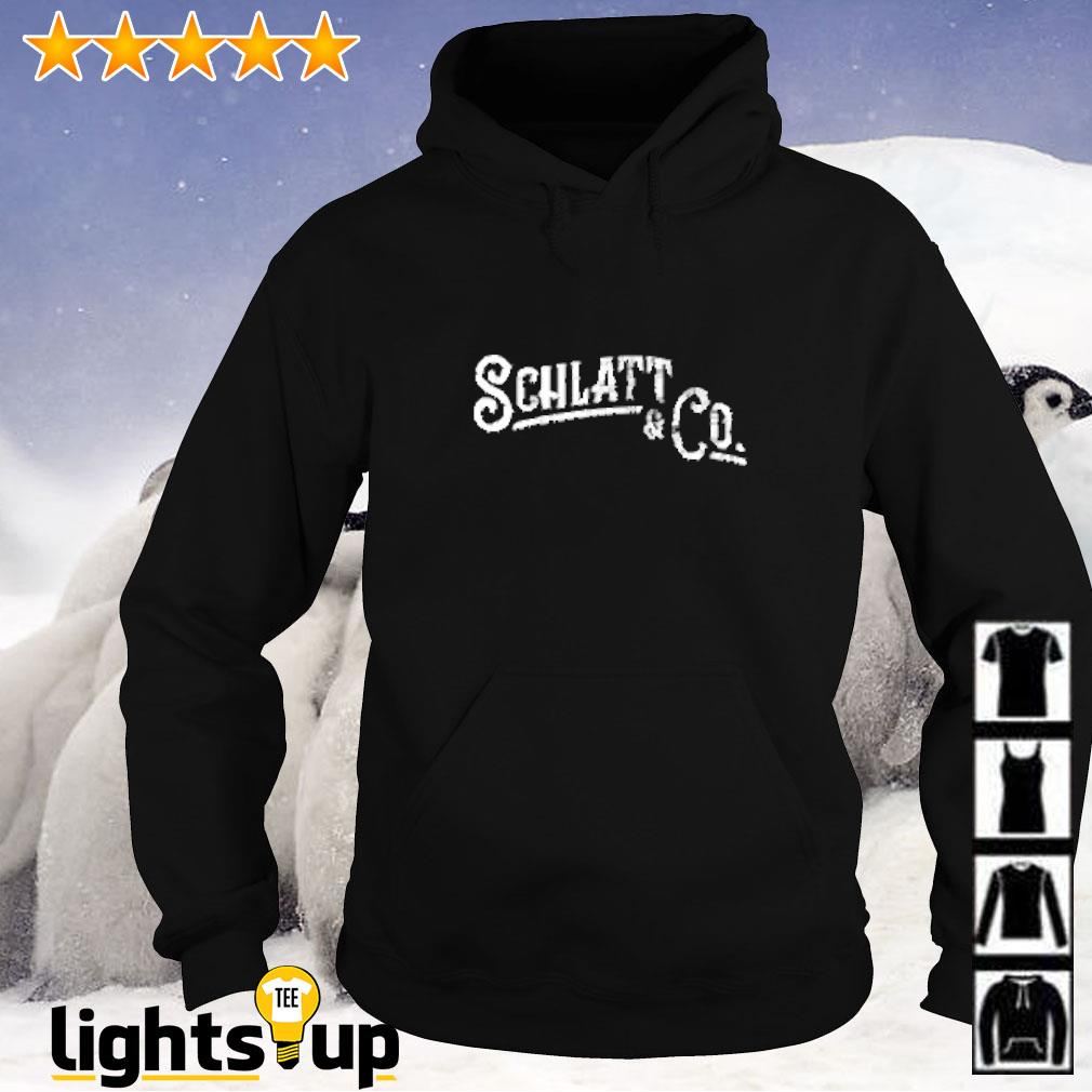 Schlatt and Co Hoodie