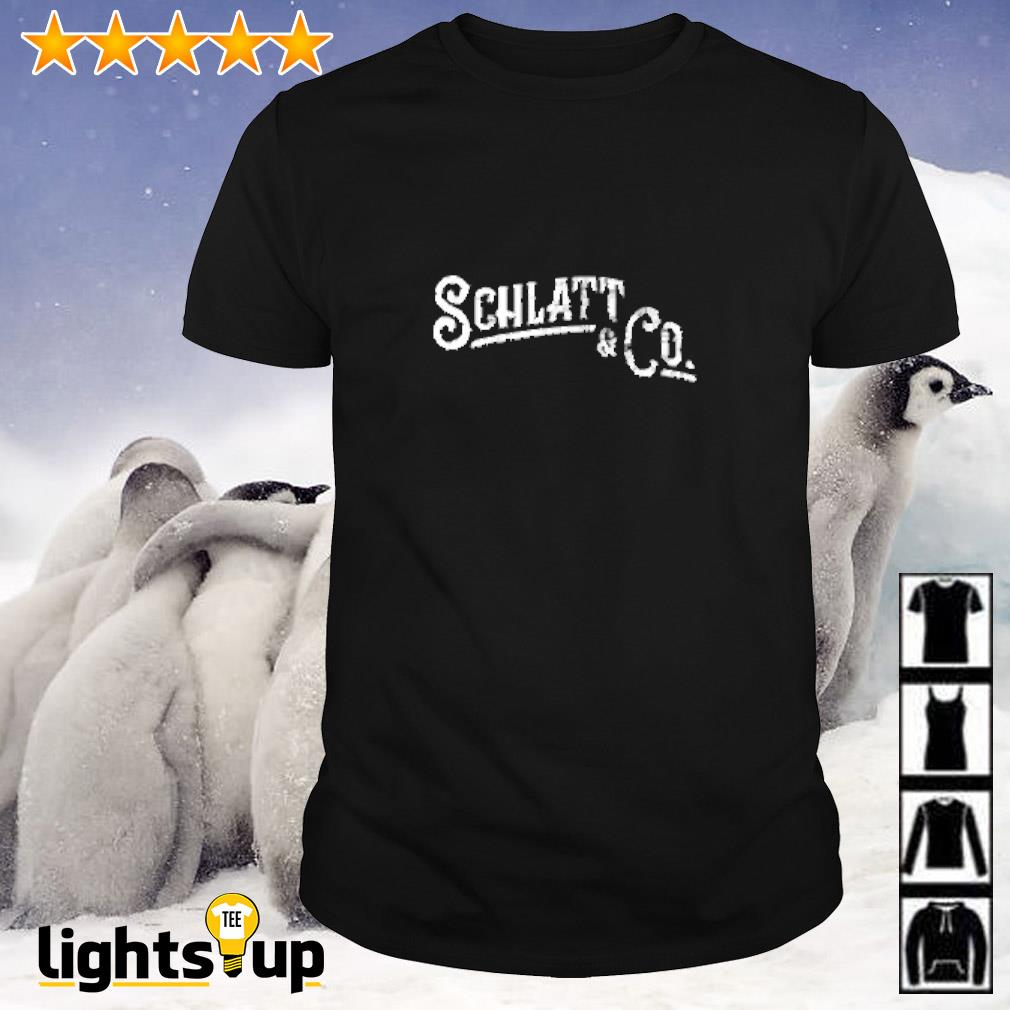 Schlatt and Co shirt