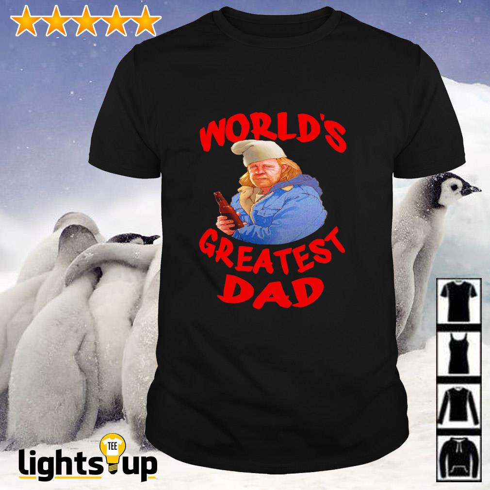 Shameless World's greatest dad shirt