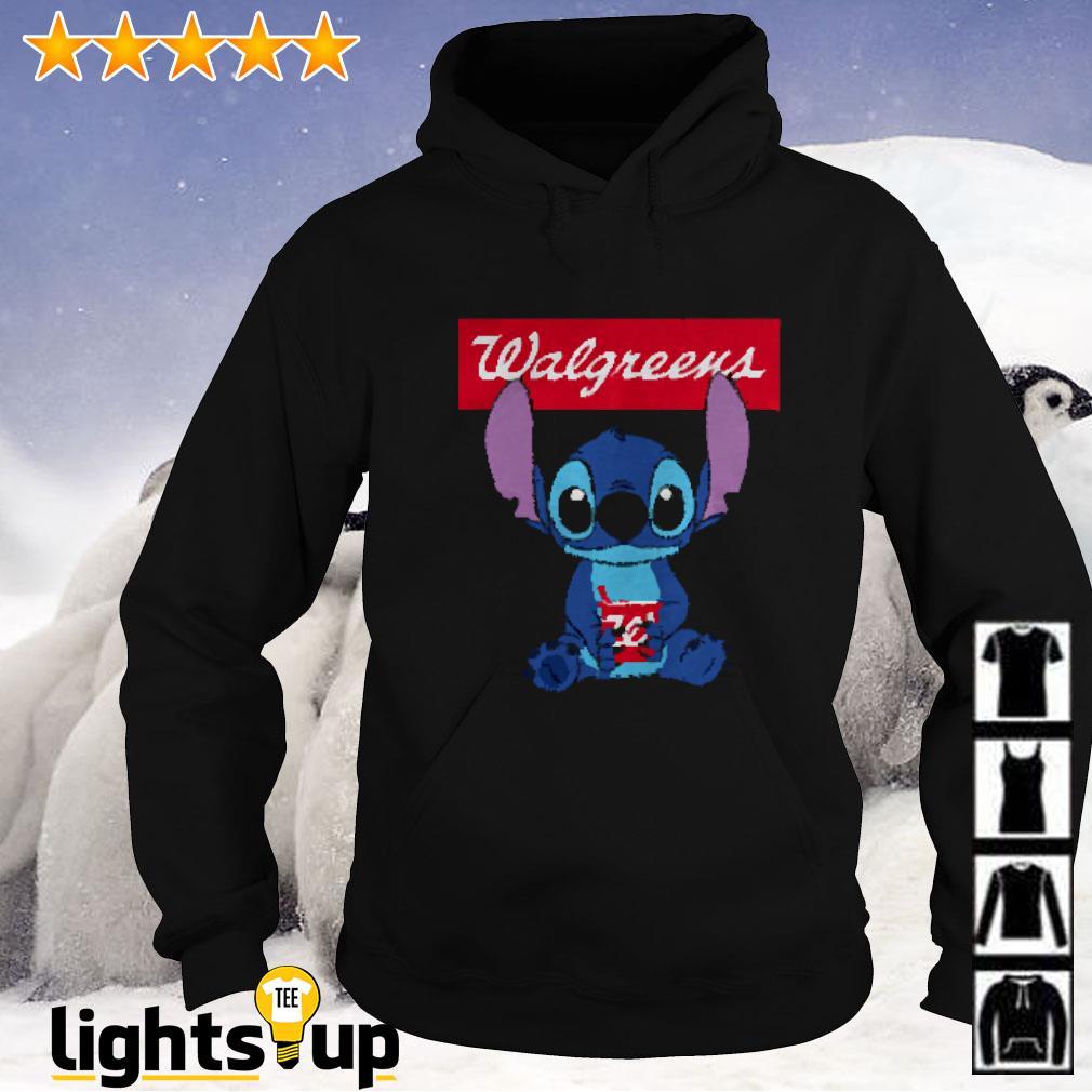 Stitch hug Walgreens Hoodie