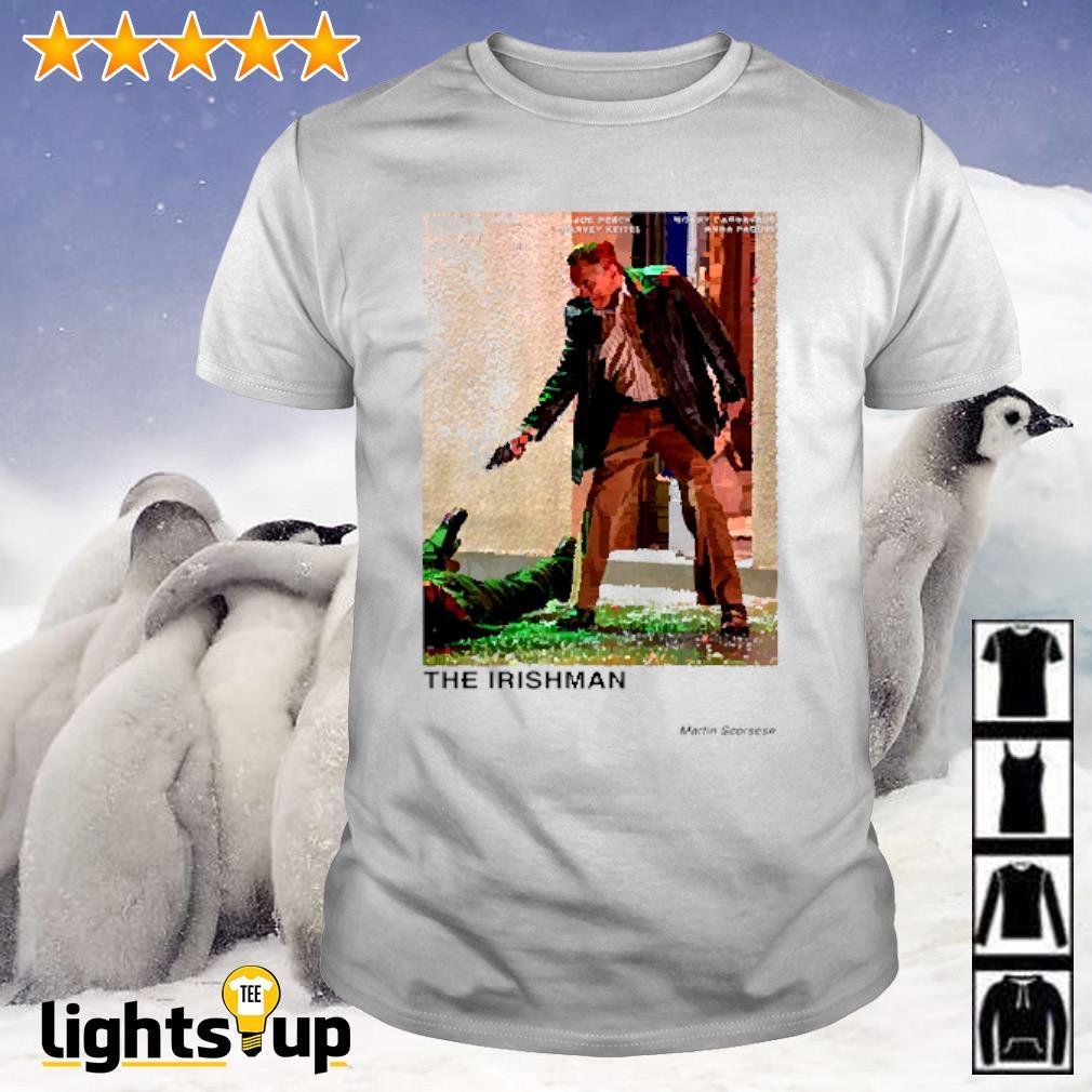 The Irishman Martin Scorsese shirt