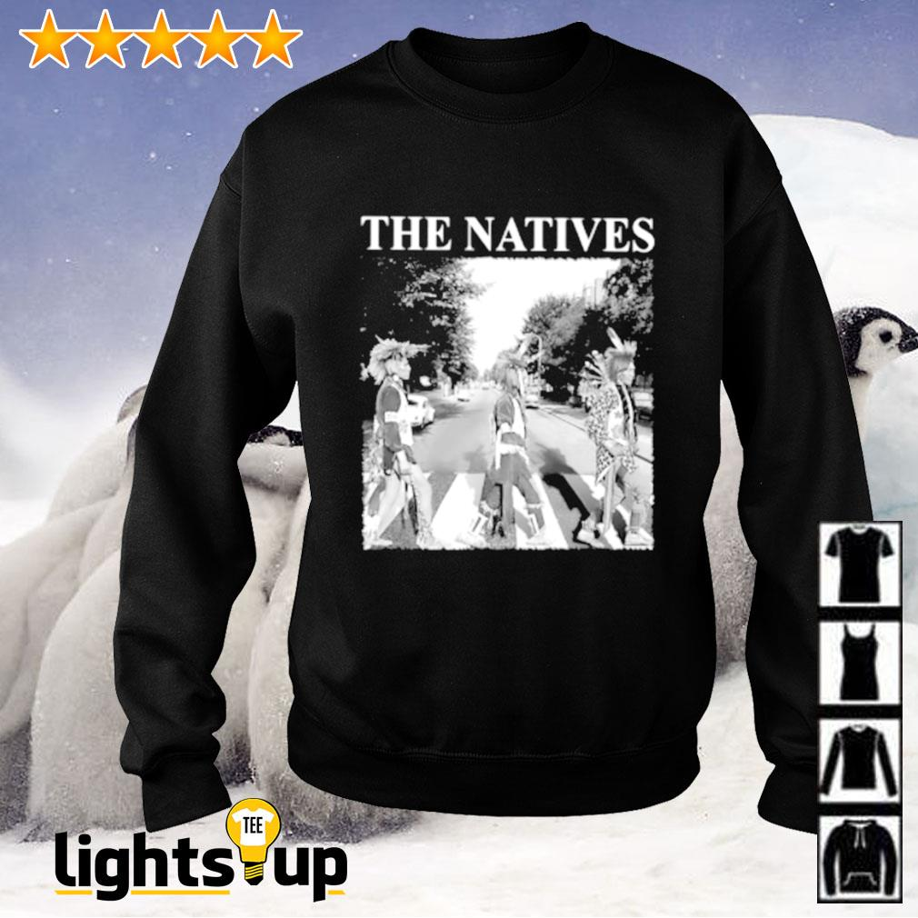 The natives Abbey Road Sweater