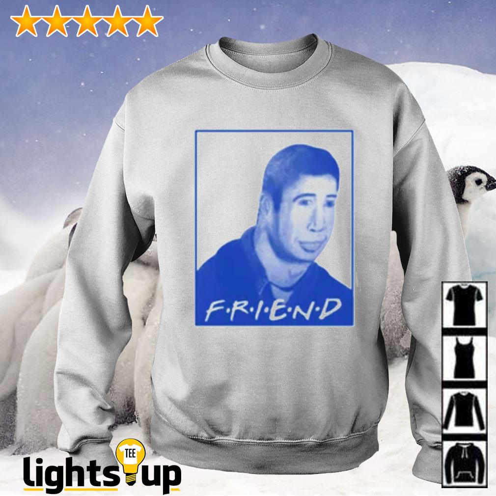 Warped Ross friend Sweater