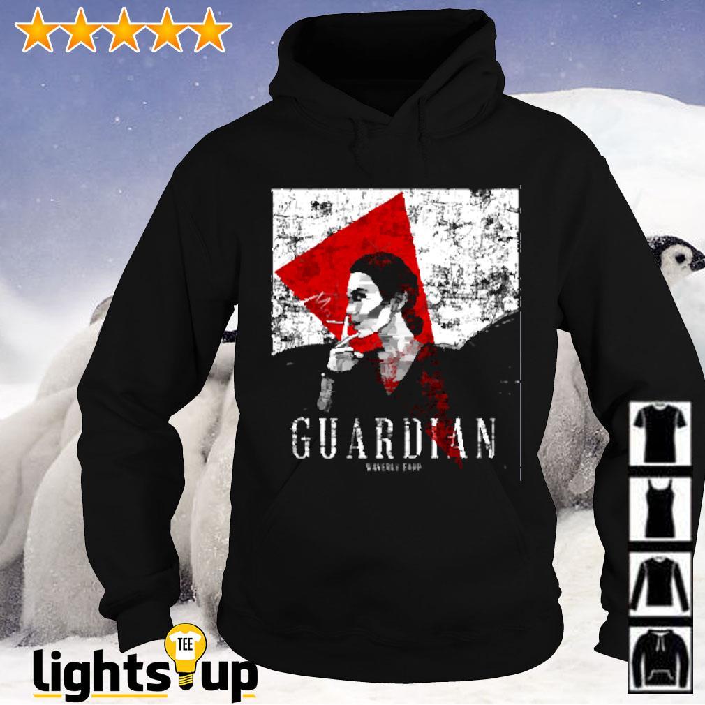 Wynonna Earp the Guardian Hoodie