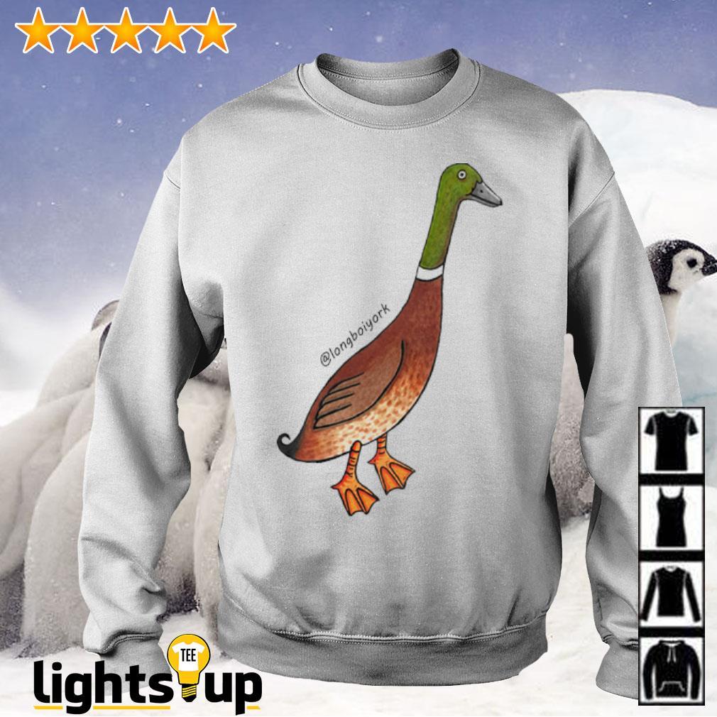 Goose Big Long Boi Sweater