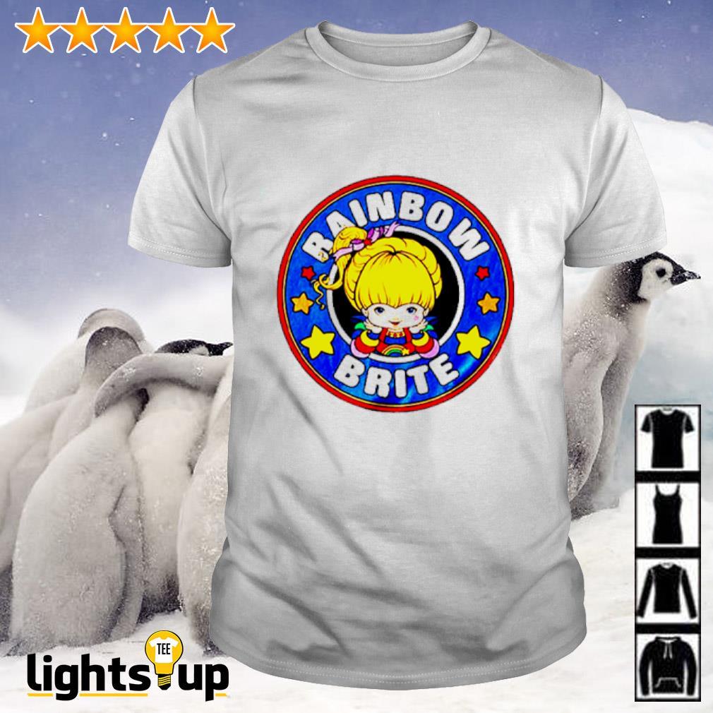 Rainbow Brite 80's baby shirt