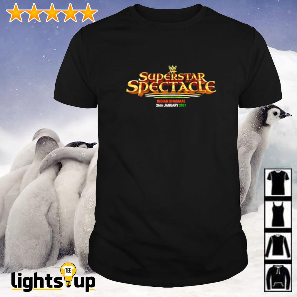 Superstar Spectacle shirt